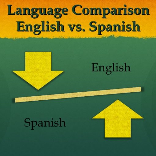 inglés y español