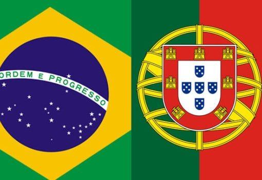 portugués de Brasil y el de Portugal