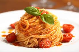 la cocina y comida en Italiano