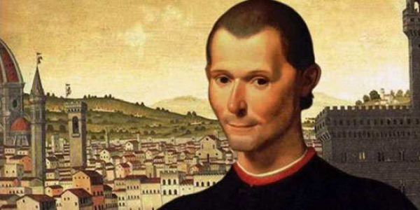 Nicola Maquiavelo Frases En Italiano De Este Personaje