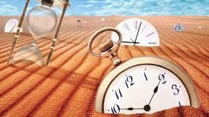 el tiempo y la hora