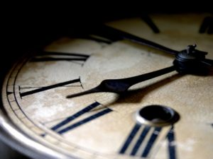 tiempo y hora en francés