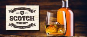 Whisky en Escocia