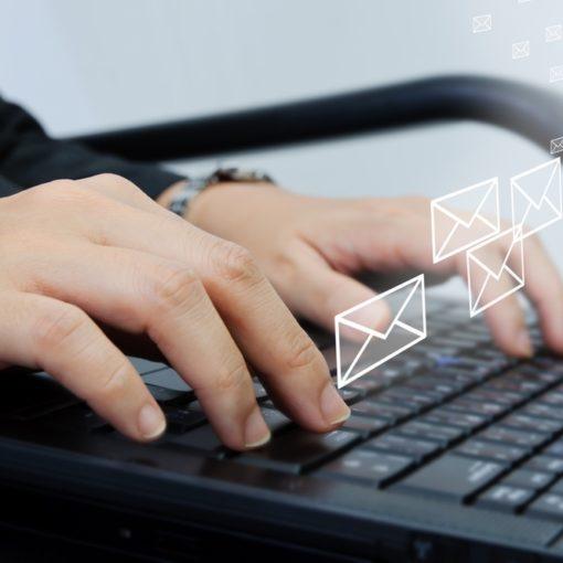 correos electronicos en inglés