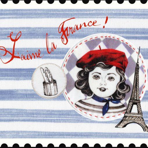 iconos en Francia