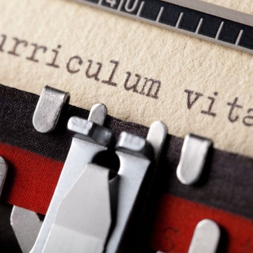 Currículum Vitae en italiano