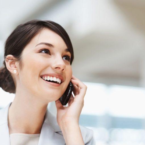 hablar por teléfono en francés
