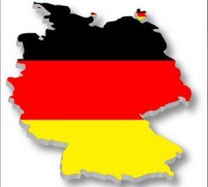 geografía en alemán