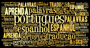 palabras en portugués
