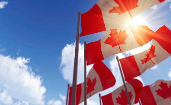 el inglés de Canadá