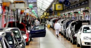 La industria automotriz