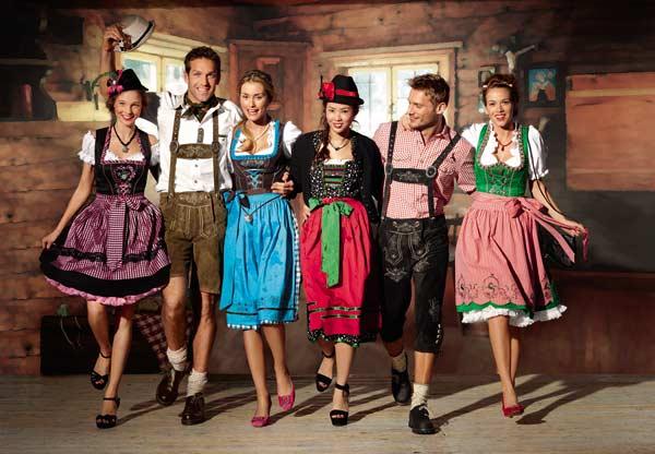 4aad28604 Vestimenta tradicional de los alemanes, emblema de la cultura alemana