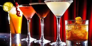 bebidas inglesas