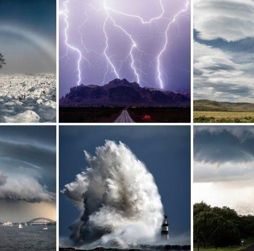 Términos meteorológicos