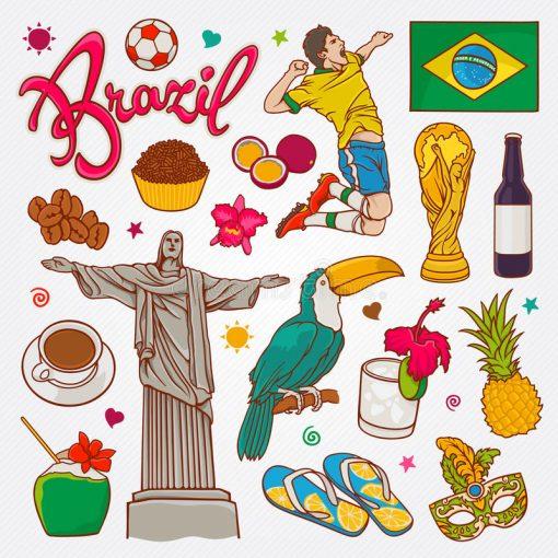 cultura brasileña