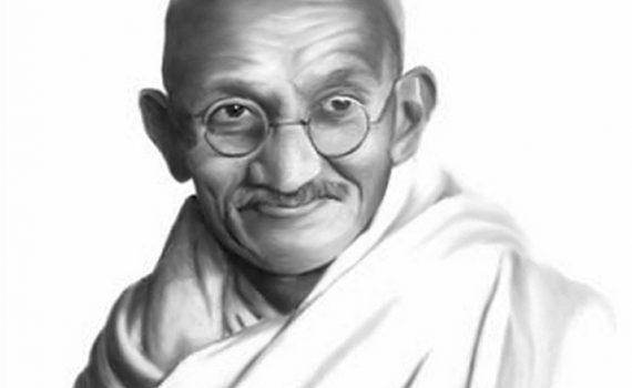 frases célebres de Ghandi
