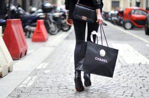 Salir de compras en milán