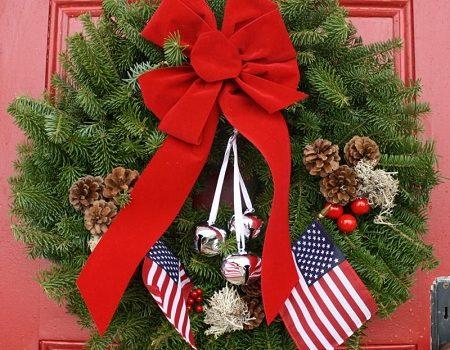 la navidad en Estados Unidos