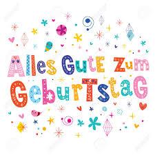 cumpleaños en alemán