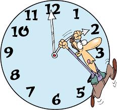 hora en portugués