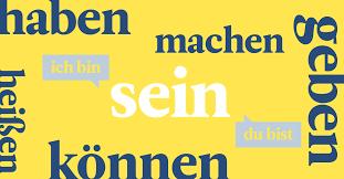 los verbos en alemán