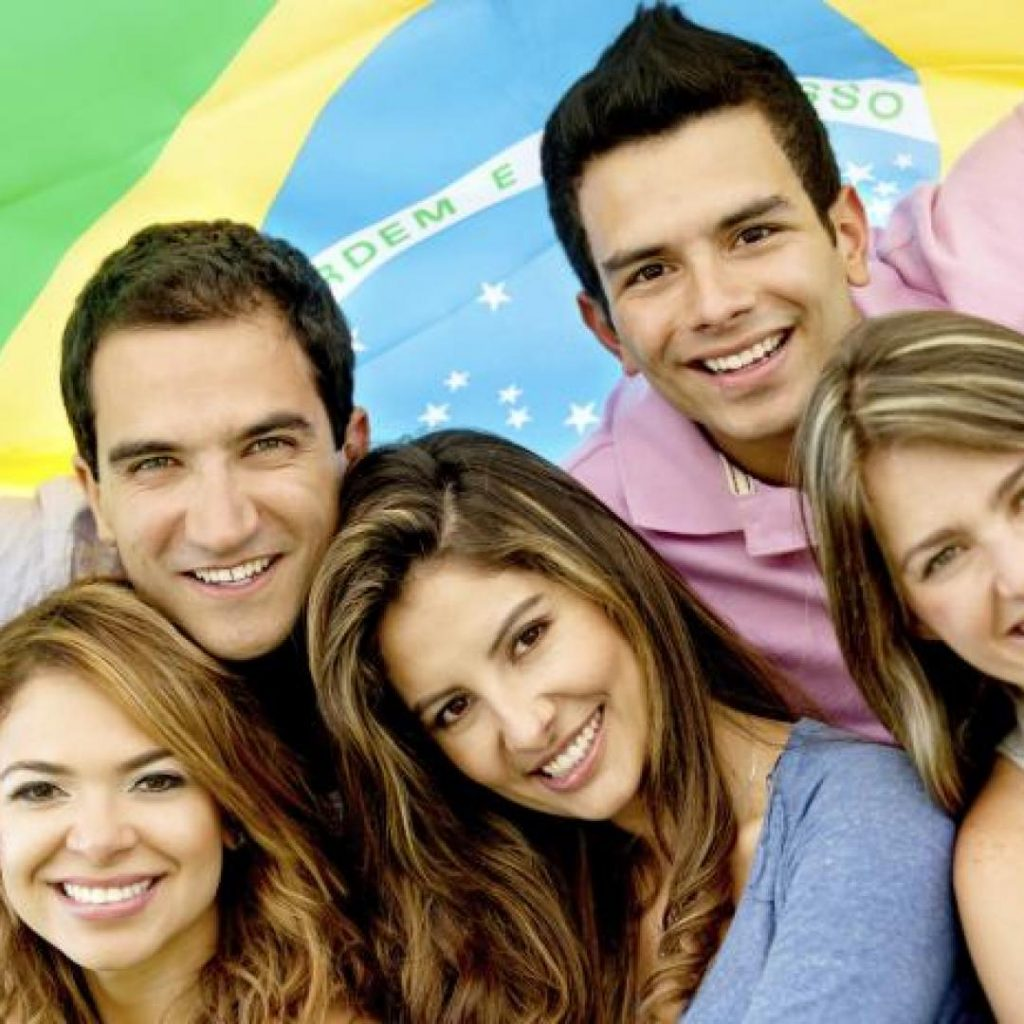 los hábitos brasileros