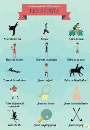 deportes en francés
