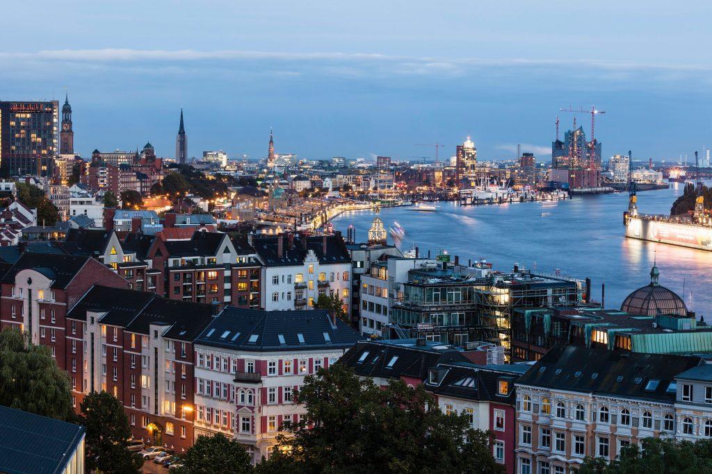 sobrevivir en Hamburgo
