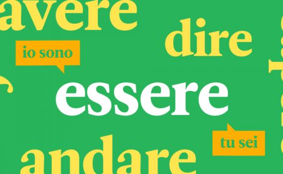 Los verbos del italiano