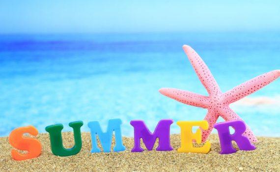 inglés para el verano