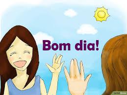 saludos y despedidas en portugués
