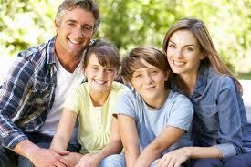 familia en italiano