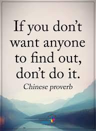 proverbios chinos en inglés