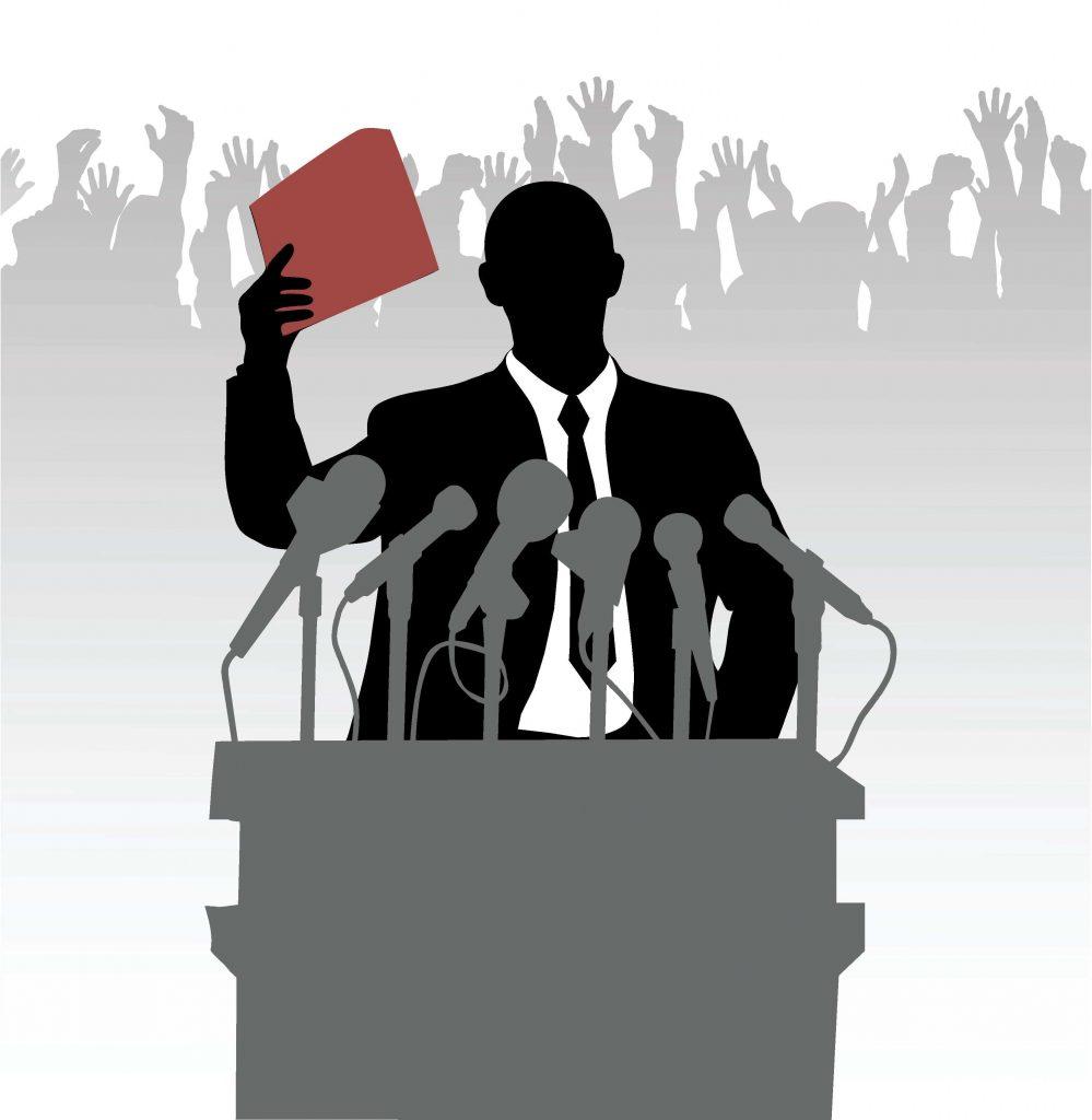 Política y Gobierno en alemán