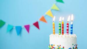 cumpleaños en portugués