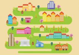 Ciudad En Inglés Vocabulario Con Pronunciación Y Significado En Español