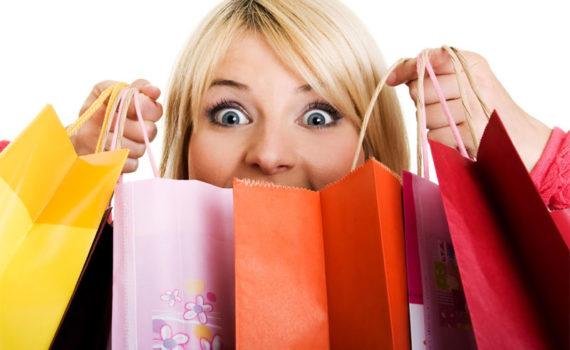 salir de compras