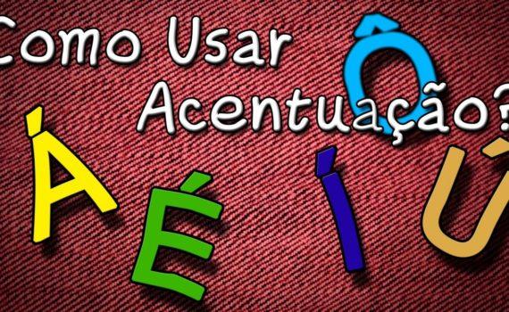 acentuación del portugués