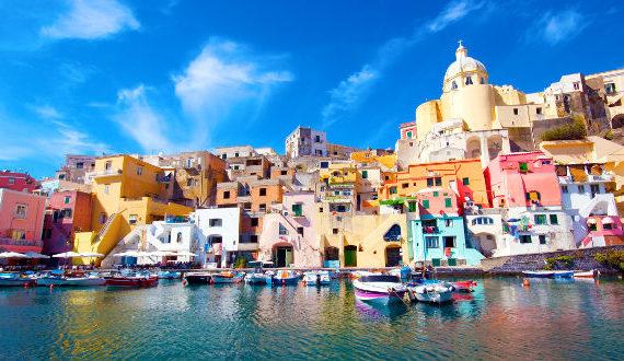 viaje a Nápoles