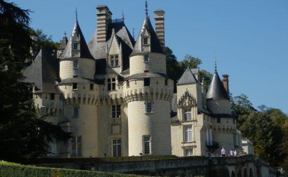 castillos franceses
