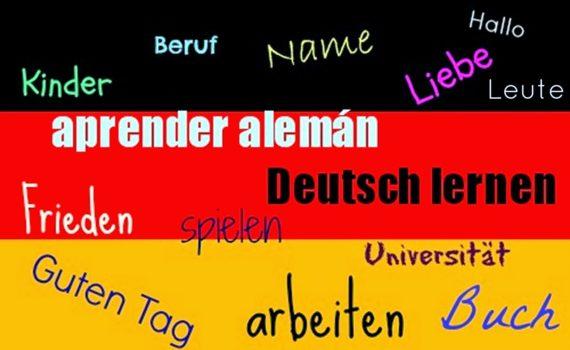 Aprendizaje del alemán