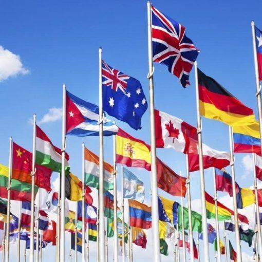 Países y Adjetivos