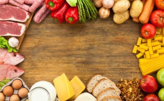 Vocabulario: Alimentos en italiano
