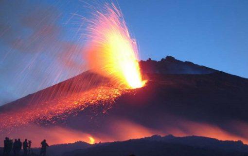 historia volcánica