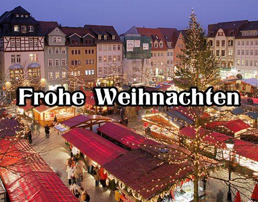navidad en alemán