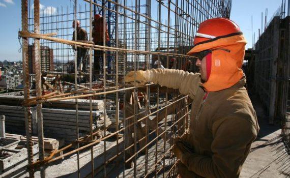 la construcción