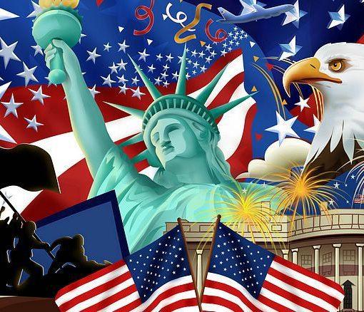 costumbres americanas