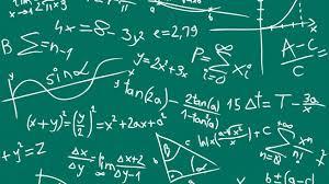 las matemáticas en alemán