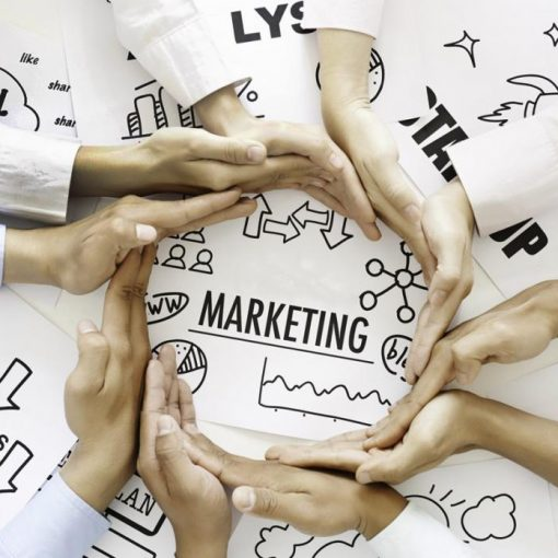 hablar sobre marketing