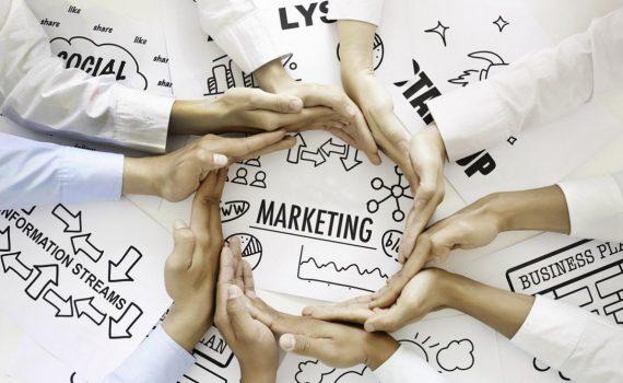 hablar sobre marketing